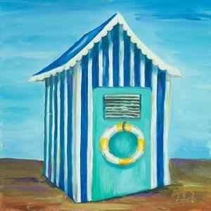 Beach Cabana II by Patricia Pinto