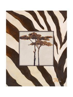 Contemporary Africa I by Patricia Pinto