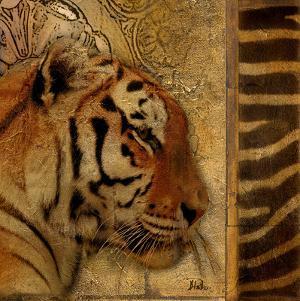Elegant Safari II by Patricia Pinto