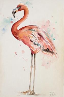 Flamingo I by Patricia Pinto