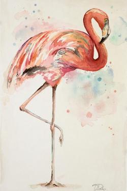 Flamingo II by Patricia Pinto