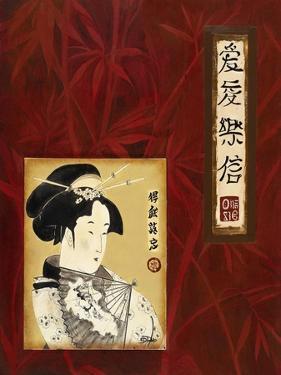 Geisha I by Patricia Pinto