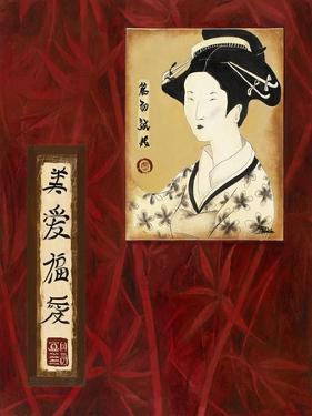 Geisha II by Patricia Pinto