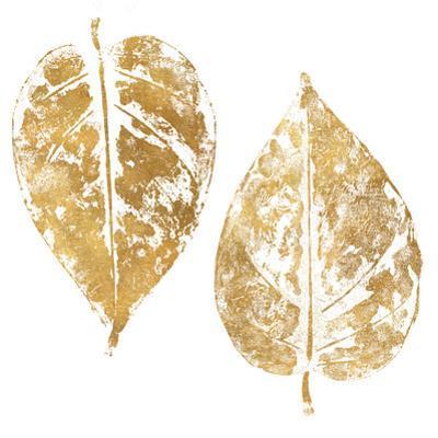 Gold Otono II (gold foil) by Patricia Pinto
