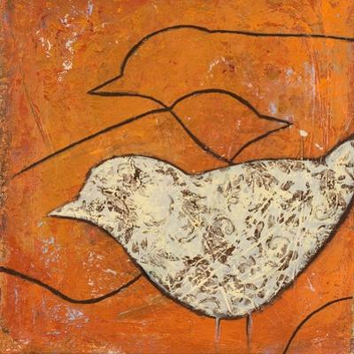 Lovely Birds II by Patricia Pinto
