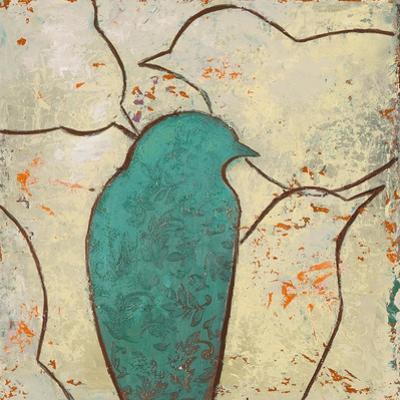 Lovely Birds IV by Patricia Pinto