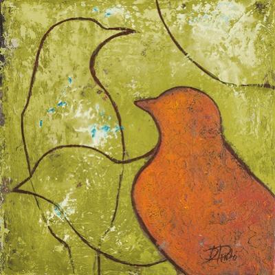 Lovely Birds VI by Patricia Pinto