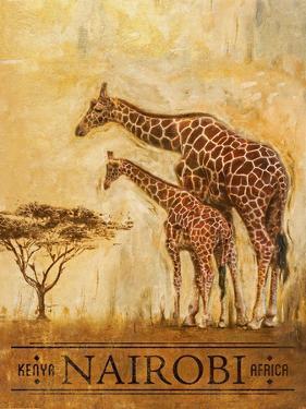 Nairobi by Patricia Pinto