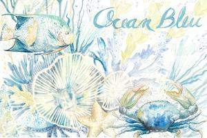 Ocean Bleu Seabed by Patricia Pinto
