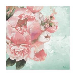 Pink Peonies I by Patricia Pinto