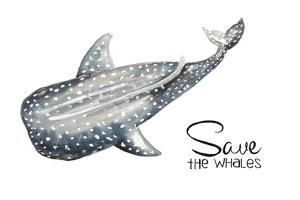 Save the Whales by Patricia Pinto