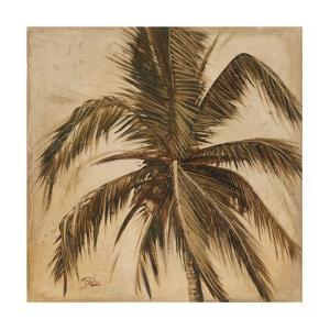 Sepia Palm III by Patricia Pinto
