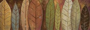 Tall Leaves II by Patricia Pinto
