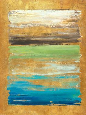 The Palette in Gold by Patricia Pinto