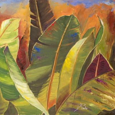 Through the Leaves Square II by Patricia Pinto