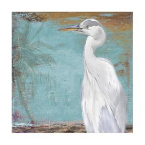 Tropic Heron II by Patricia Pinto