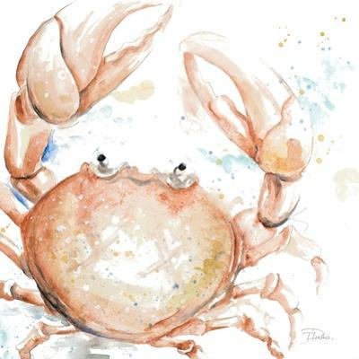 Water Crab by Patricia Pinto