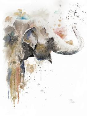 Water Elephant by Patricia Pinto