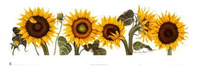 Sunflowers by Patricia Shilling-Stewart