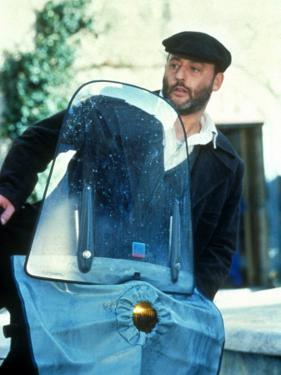 Jean Reno: Roseanna's Grave, 1997 by Patrick Camboulive