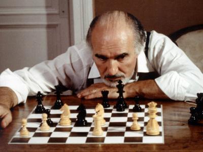 Michel Piccoli: La diagonale du fou, 1984