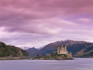 Eilean Donan Castle, Dornie, Lochalsh (Loch Alsh), Highlands, Scotland, United Kingdom, Europe by Patrick Dieudonne