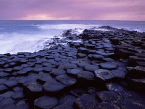 Giant's Causeway, Unesco World Heritage Site, Causeway Coast, Northern Ireland, United Kingdom by Patrick Dieudonne