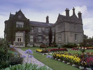 Muckross House Dating from 1843, Killarney, County Kerry, Munster, Republic of Ireland by Patrick Dieudonne