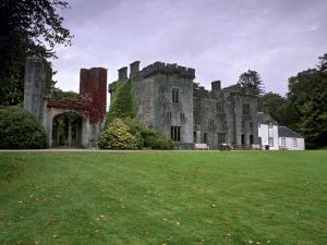 Ruins of Armadale Castle, Skye, Inner Hebrides, Highland Region, Scotland, UK by Patrick Dieudonne