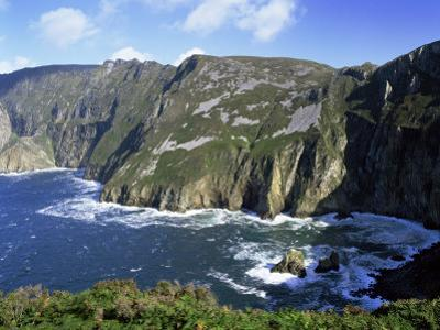 Slieve League, Bunglass Point, County Donegal, Ulster, Republic of Ireland
