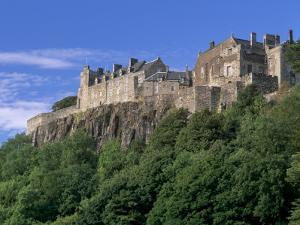Stirling Castle, Stirling, Stirlingshire, Scotland, United Kingdom, Europe by Patrick Dieudonne