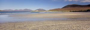 Traigh Luskentyre from Seilebost, South Harris, Outer Hebrides, Scotland, UK by Patrick Dieudonne