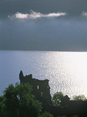 Urquhart Castle, Loch Ness, Highlands, Scotland, United Kingdom, Europe by Patrick Dieudonne