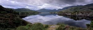 View of Upper Lake, Lakes of Killarney, Ring of Kerry, County Kerry, Munster, Republic of Ireland by Patrick Dieudonne