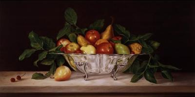Fruit And Silver