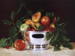 Fruit In a Bowl Of Silver by Patrick Farrell