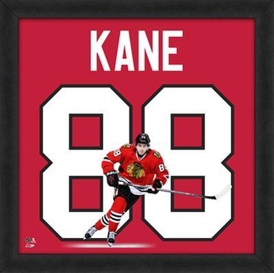 Patrick Kane, Blackhawks Framed photographic representation of the player's jersey