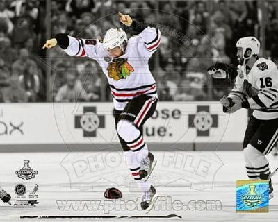 Patrick Kane Game Six of the 2010 Stanley Cup Finals Spotlight #62