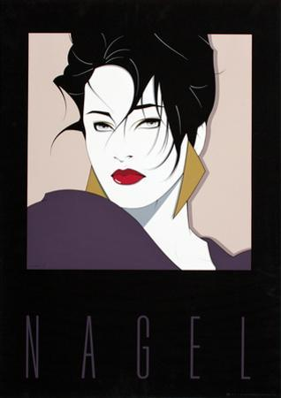 Commemorative No. 1 by Patrick Nagel