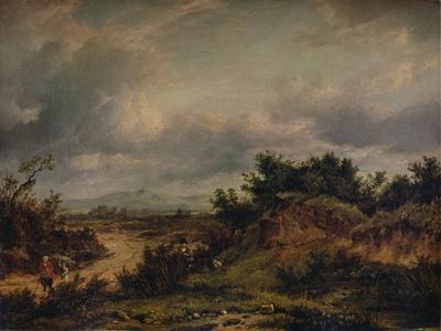 A Rough Road, 1826