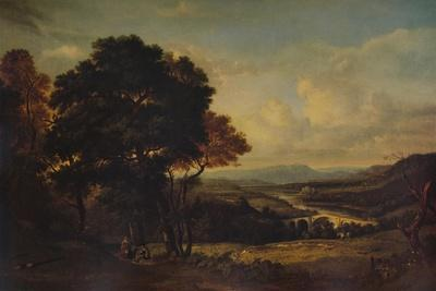 The Valley of the Tweed, c1803