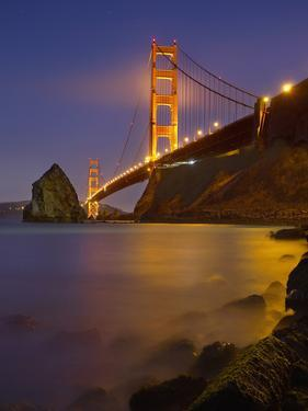 The Color of the Golden Gate Bridge by Patrick Smith