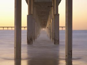 The Ocean Beach Pier by Patrick Smith