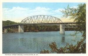 Patrick Street Bridge, Charleston, West Virginia