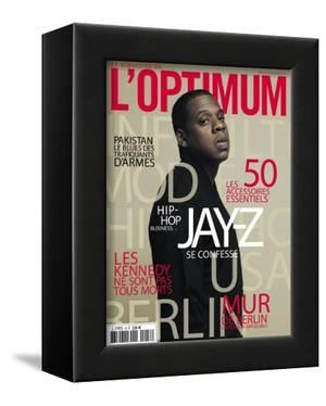 L'Optimum, November 2009 - Jay-Z by Patrick Swirc