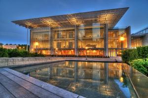 Chicago Modern Art Wing by Patrick Warneka