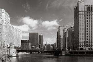 Chicago River Bend by Patrick Warneka