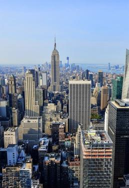 New York City Skyline by Patrick Warneka
