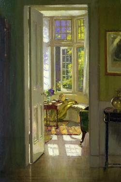 Interior, Morning by Patrick William Adam