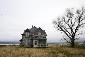 Weathered Homestead by Patrick Ziegler